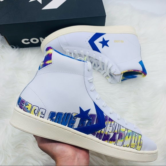 Converse All Star PRO Leather HI
